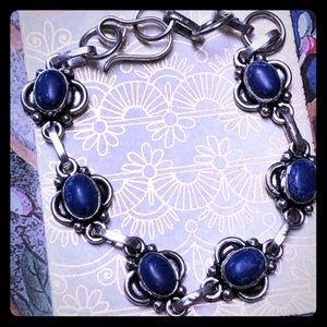 Sitara Collections Jewelry - Lapis Lazuli Bracelet